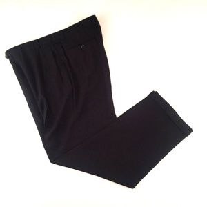 Armani Collezioni Men Slacks Pleated Pants 36 x 33